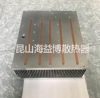 热管插片式散热器