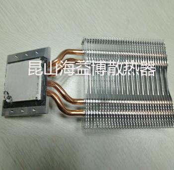热管翅片散热器