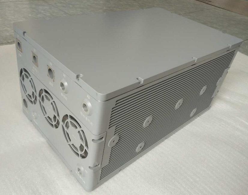 电子散热机箱