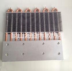 热管翅片复合散热器