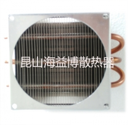 陕西LED热管散热器