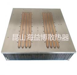 插片式热管散热器