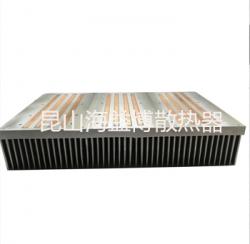 热管型材散热器